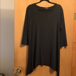LBisse Tops - LBisse 1X Black Tunic